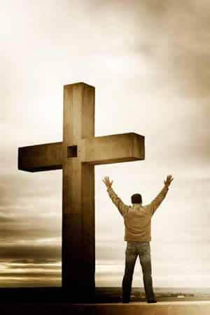 Korsfäst med Kristus