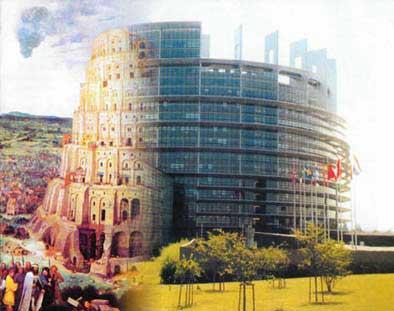Babels torn och EU