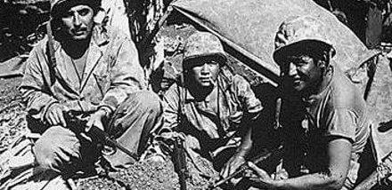Navajo-indiander under andra världskriget
