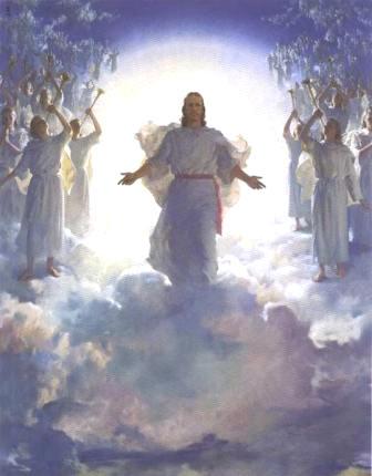 Jesus kommer tillbaka